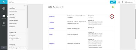url pattern url patterns lightspeed systems community site