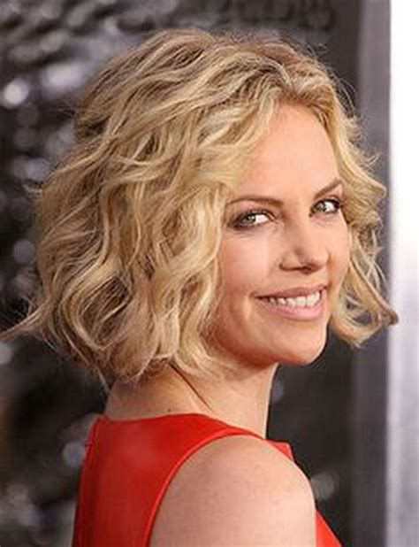 haircuts for fine curly hair short hairstyles for curly fine hair