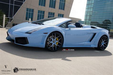 Lamborghini Custom Custom Lamborghini Gallardo By Progressive Autosports