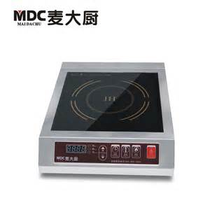 Electric Cooktop Induction Mdc 3500w Commercial Quality Electric Induction Cooktop