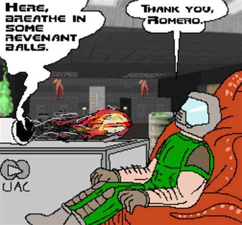 Doom Guy Meme - image 905717 doom know your meme