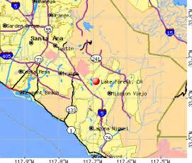 where is lake forest california on a map lake forest california ca 92630 profile population