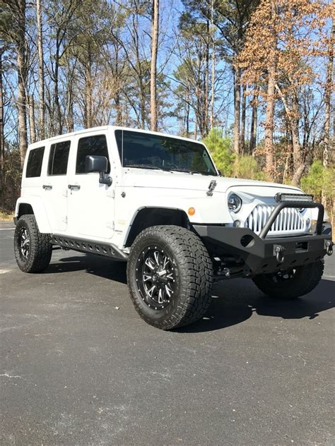 2014 jeep tires 2014 jeep wrangler unlimited 4 door 4x4 lifted 33