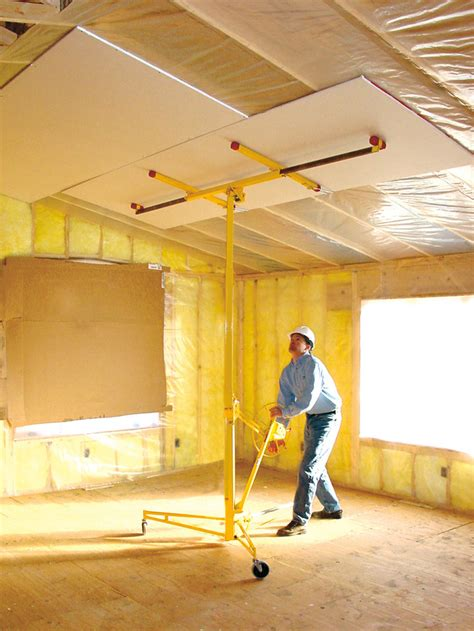 Diy Drywall Ceiling by Installing Drywall On Ceilings Arches And Around
