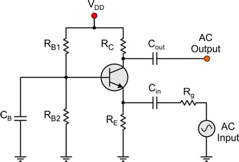 transistor lifier common base bjt transistor theory
