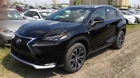 lexus black nx black on 2015 lexus nx 200t awd f sport series 2