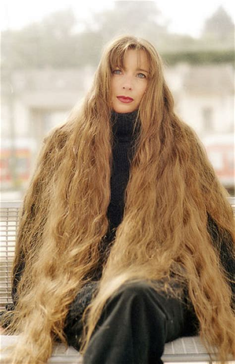 super long hair after 30 what do you think women with super long hair