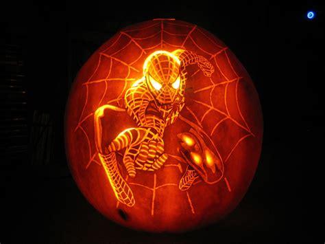 spider man carving pattern best photos of spider man pumpkin carving stencil free
