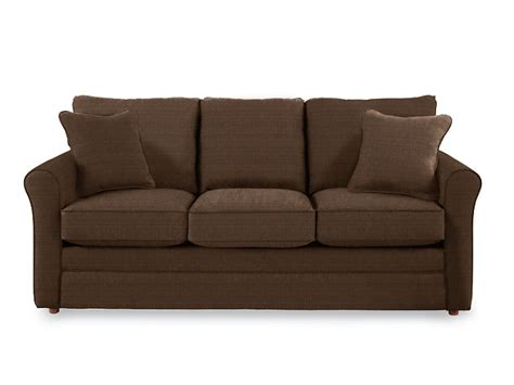 lazyboy sleeper sofa 418 leah supreme comfort queen sleeper la z boy
