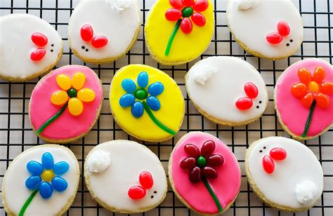 Things You Need For New House easter sugar cookies and the perfect easter basket from
