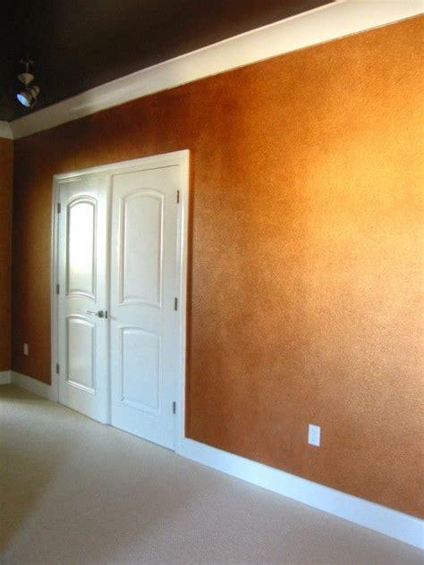 metallic copper paint  godiva chocolate ceiling