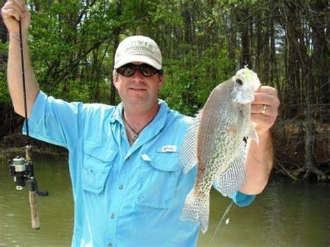 lake allatoona fishing report crappie