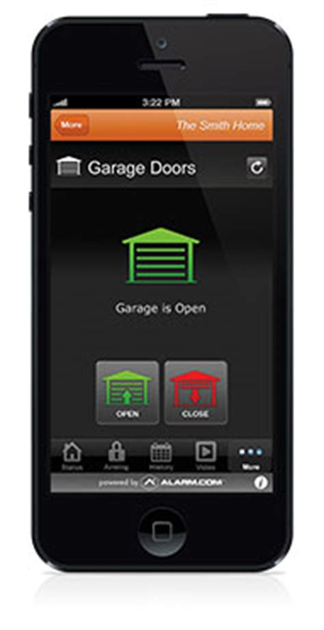 home automation and your garage door hyperion integrators