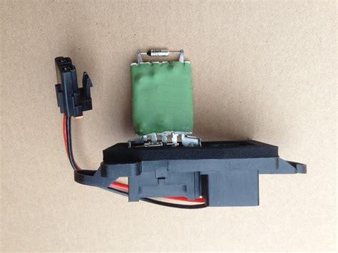 blower motor resistor values r007 hvac blower motor resistor oem 15415789 1580858 1580860 1581095 1581772 ebay
