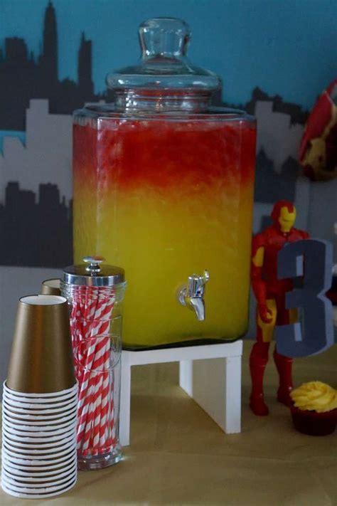 Avengers Iron Man  Ee  Birthday Ee    Ee  Party Ee    Ee  Ideas Ee   The Pu H