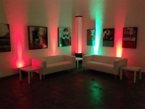 party light rentals atlanta we have great party lighting for rent including these led
