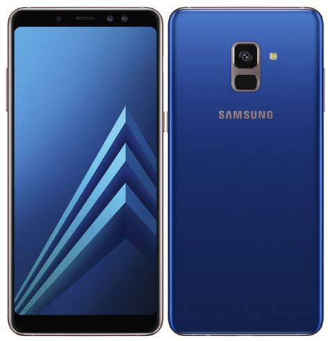 samsung galaxy a8 2018 and galaxy a8 2018 with 5 6 inch and 6 inch fhd infinity display