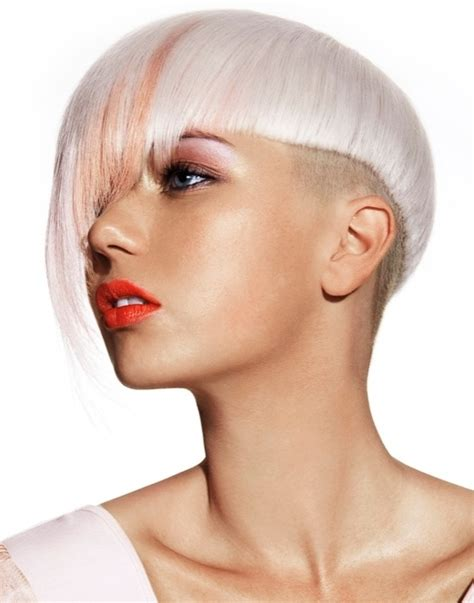 2012 trendy women hairstyles blonde women s short hairstyle trends 2012