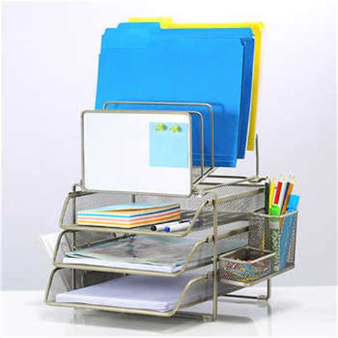 Costco Desk Organizer Sunrising International Modular Desktop Organizer With Whiteboard