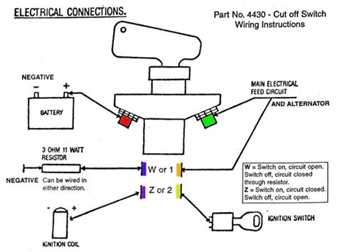 image gallery ignition kill switch wiring