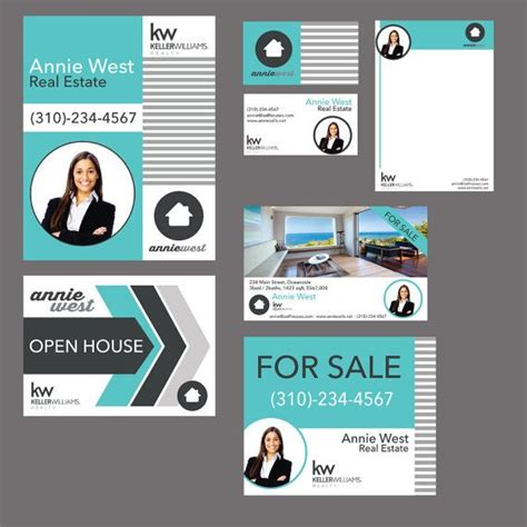 open house postcard template 25 best ideas about real estate business cards on