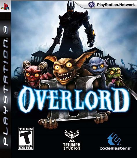 Sony Ps3 Overlord overlord ii playstation 3