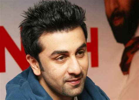 hair cut of ranbir kapur ranbir kapoor quotes quotesgram