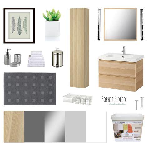 Planche Salle De Bain planche shopping r 233 novation salle de bain bois gris blanc