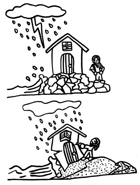 Matthew 7 Coloring Pages by 45 Lds Coloring Pages Lds Coloring 5 Free Coloring Page