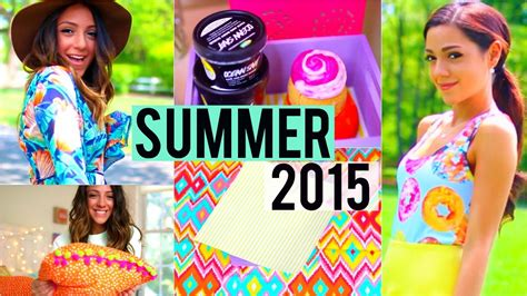 diy hairstyles niki and gabi summer 2015 diy room decor make up tricks essentials