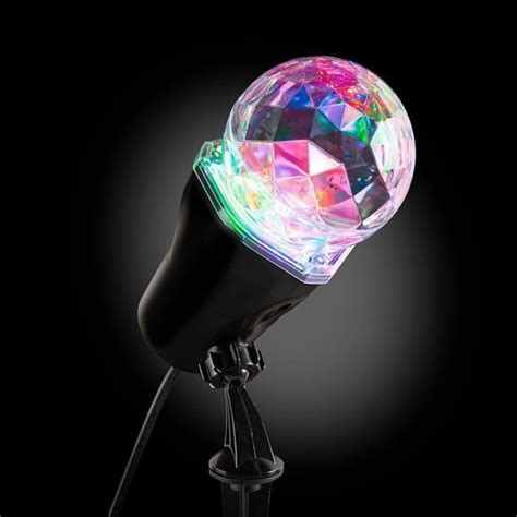 led projection spot light