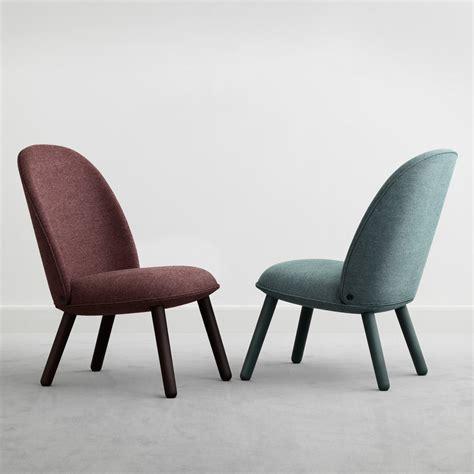 copenhagen chair ace lounge chair nist from normann copenhagen