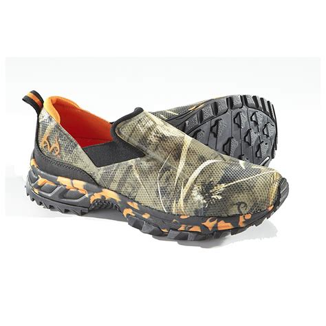mens camo sneakers realtree outfitters camo orange viper mens sneaker shoe