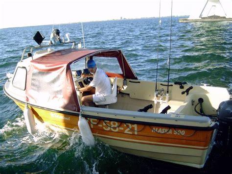 stoel voor visboot zeevisland
