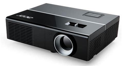acer introduceert nieuwe projectoren voor kleine ruimten
