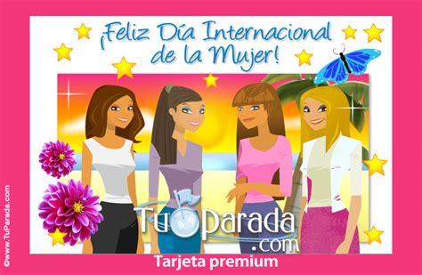 imagenes feliz dia de la mujer en ingles tarjeta de feliz d 237 a de la mujer d 237 a de la mujer ver