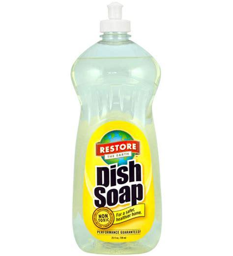 Natural Dish Soap   Liquid   Planet Natural