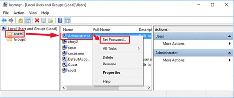 reset vista admin password without disk how to reset dell inspiron laptop administrator password