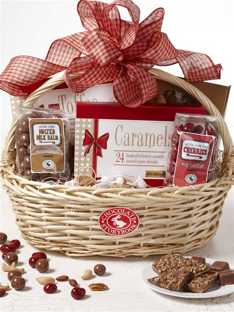 Chocolate Gift Baskets - bacon chocolate gift basket gift ftempo
