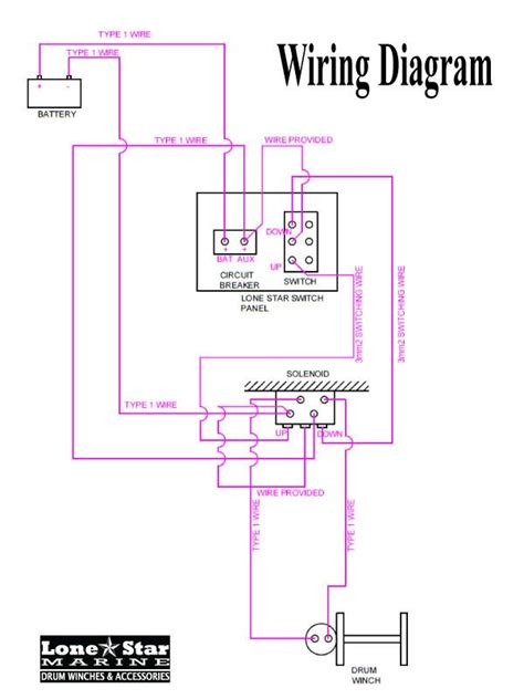 muir winch wiring diagram att wiring diagram
