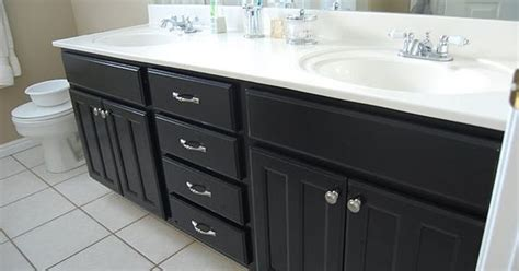paint bathroom cabinets espresso painting bathroom cabinets i really want to take mine