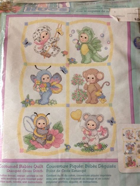 261 best baby cross stitch images on quilt