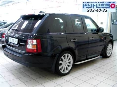2005 land rover range rover sport for sale