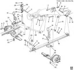 2007 chevy tahoe front suspension diagram get free image about wiring diagram