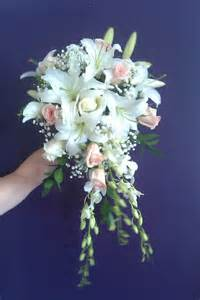 cascade bouquet 02 september 2011 raleigh florist s