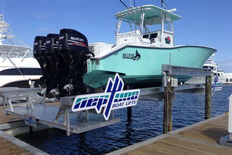 boat lift installation naples florida boat lift installation