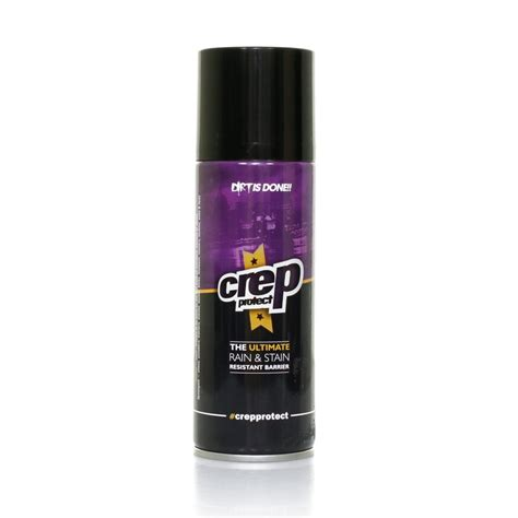 Crep Protect Spray Water And Stain Resistant crep protect shoe care and stain resistant spray