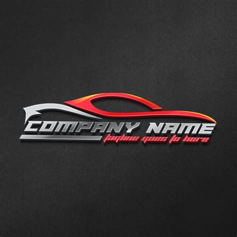 Automotive Automobile Logo Car Logo Vehicle Logo Auto Detailing Logo Template