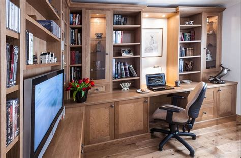 fitted study furniture home office study furniture