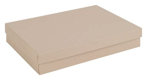 large multi purpose kraft recycled gift box recycled